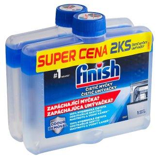 Finish Regular čistič umývačky 2 x 250 ml