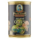 Kaiser Franz Josef Exclusive Green Olives Stuffed with Tuna Paste in Brine 300 g