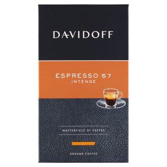 Davidoff Espresso 57 Intense pražená mletá káva 250 g