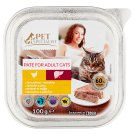 Tesco Pet Specialist Cat Food Pate with Chicken and Liver 100 g