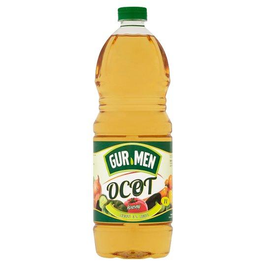 Gur.Men Fermentation Spirituous Vinegar 8 % 1 L