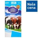 Tesco Trvanlivé polotučné mlieko 1,5% 1 l