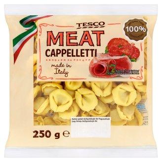 Tesco Cappelletti balíčky z vaječnej cestoviny plnené 250 g