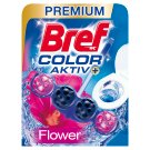 Bref Color Aktiv Fresh Flowers Solid Toilet Block 50 g
