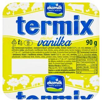 Ekomilk Termix Tvarohovo - smotanový dezert vanilka 90 g