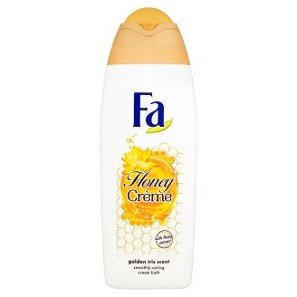 Fa penový krém do kúpeľa s vôňou žltého kosatca Honey Crème 500 ml