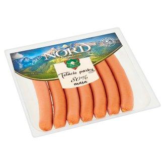 Nord Mäsokombinát Premium Teľacie párky 310 g