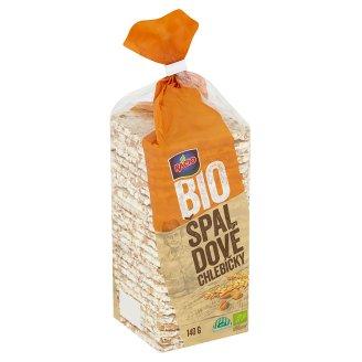 Racio Bio špaldové chlebíčky 140 g