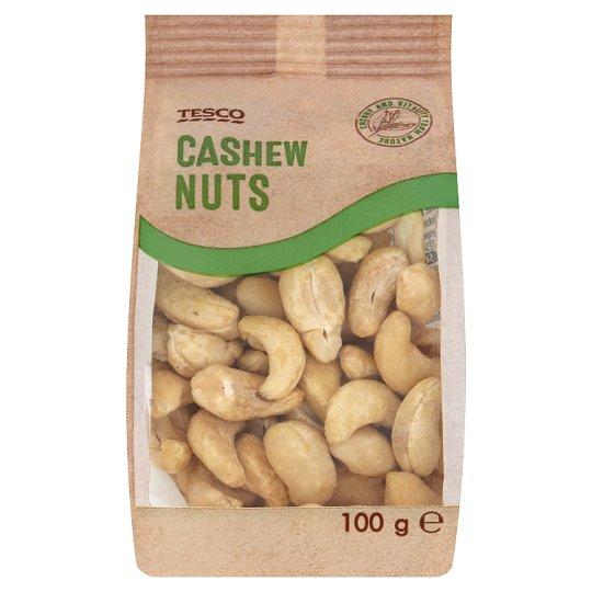 Tesco Jadrá kešu orechov 100 g