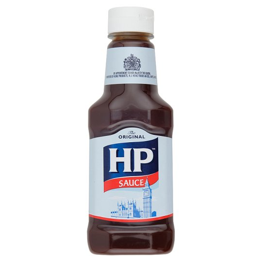 Hp Brown Sauce 285 G Tesco Groceries