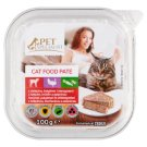 Tesco Pet Specialist Cat Food Pate with Calf, Turkey and Vegetables 100 g