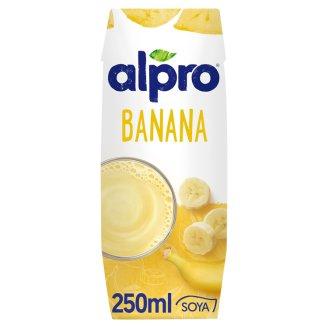 Alpro Sójový nápoj s banánovou šťavou 250 ml