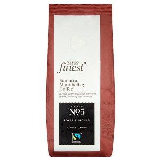 Tesco Finest Java Sumatra Roast Ground Coffee 227 g