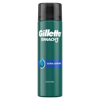 Gillette Mach3 Extra Comfort Gél Na Holenie 200 ml