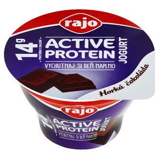 Rajo Active Protein Jogurt horká čokoláda 180 g