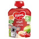 Hami Fruit Side Dish Cherry and Strawberry 90 g