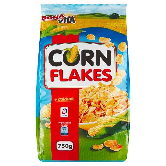 Bona Vita Corn Flakes kukuričné lupienky 750 g