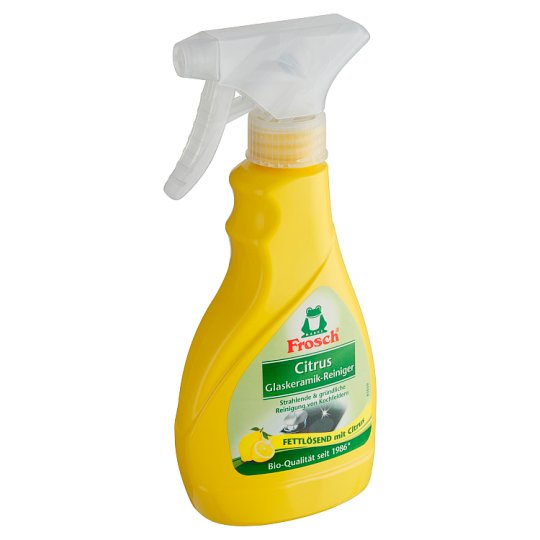 Frosch Eco Cleaner for Induction and Glass Ceramic Plates 300 ml