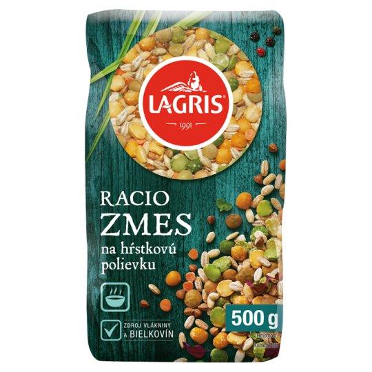 Lagris Racio Mixture of The Legume Soup 500 g