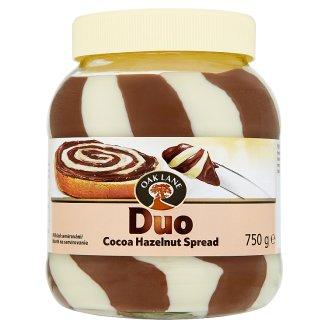 Oak Lane Kakaovo-vanilková nátierka s lieskovými orieškami 750 g