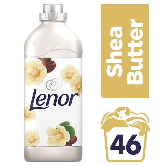 Lenor Shea Butter, 1,38 l, Na 46 Praní